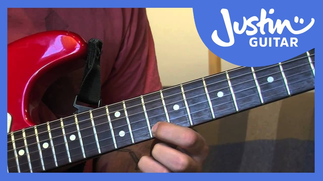 Awesome Licks | JustinGuitar com