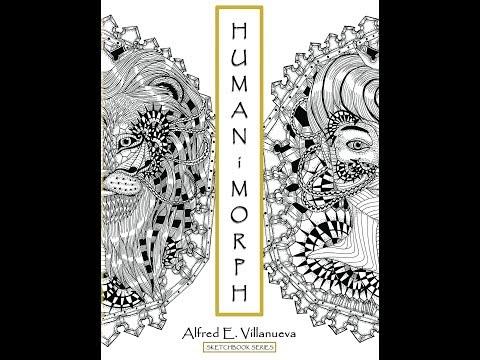 HUMANiMORPH by Alfred E. Villanueva VIWORKSART