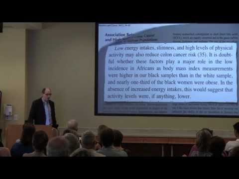 Dr. Michael Greger sponsored by the Kasier Permanente and the Sacramento Vegan Society