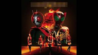 The Music Kamen Rider ejiko / kamen rider V1 /////////////////Sung ...
