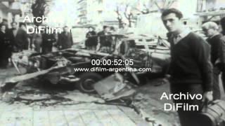 DiFilm - Asesinato del General Carlos Prats en Buenos Aires 1974