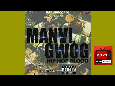 Hip Hop Blood - M'anvi Gwog
