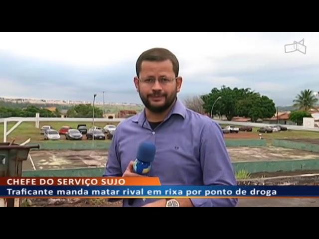 DF ALERTA - Traficante manda comparsa matar para se defender de dívida