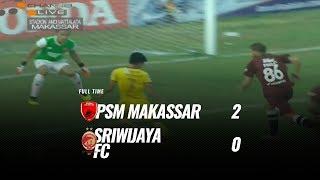 [Pekan 23] Cuplikan Pertandingan PSM Makassar vs Sriwijaya FC, 23 September 2018