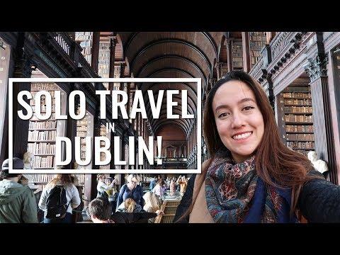 Solo Weekend in Dublin! - Ireland Vlog