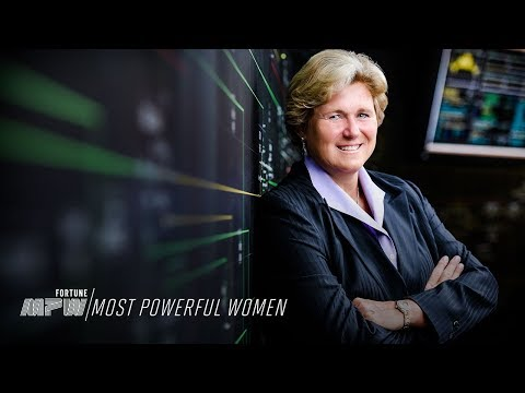 Most Powerful Women: Gail Boudreaux