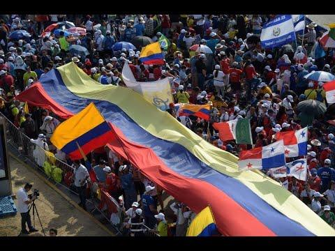 فنزويلا توقف مئات المتظاهرين