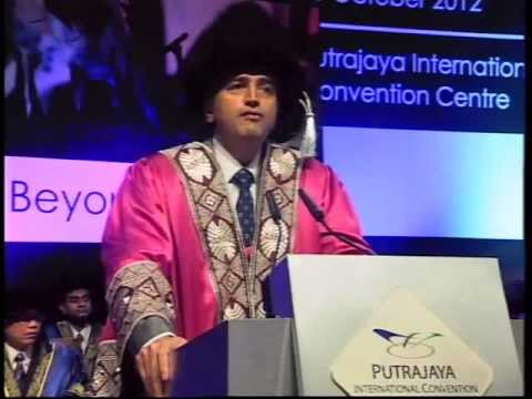 Asia Metropolitan University 6th Convocation 2012- Session1 Part5