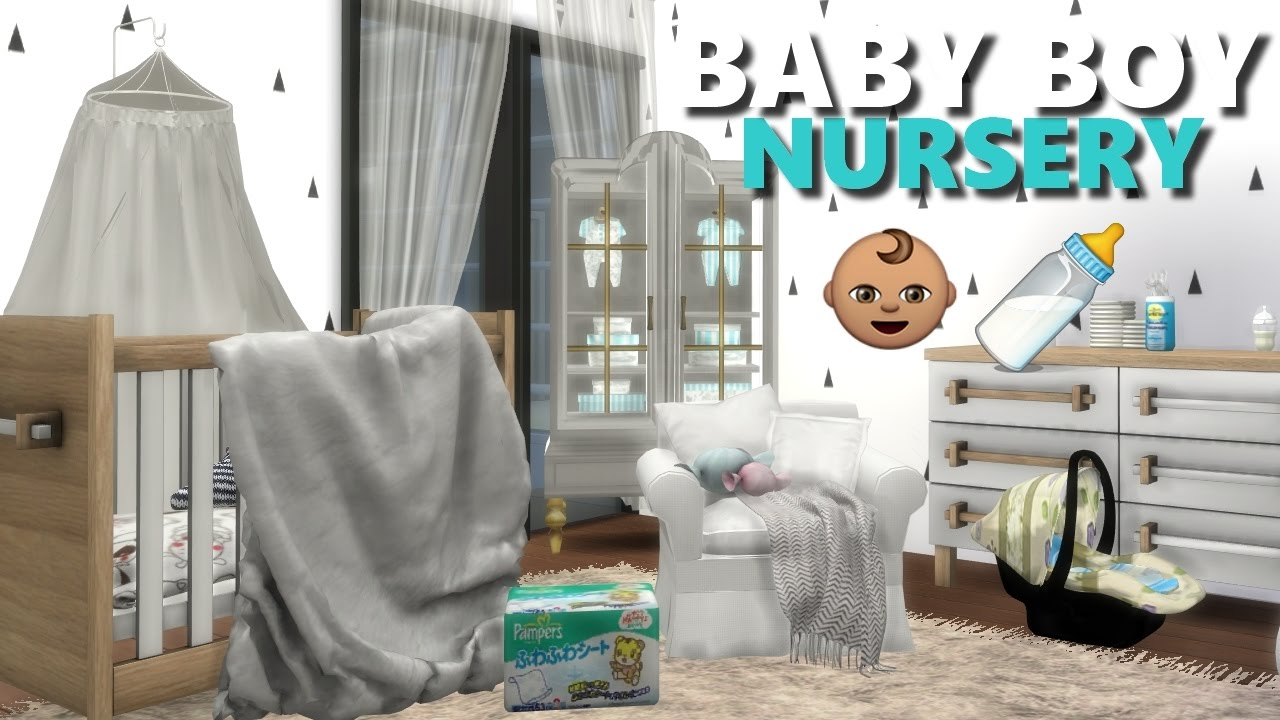 Sims 4 Toddler Stroller Mod The Sims 4 L Nursery Room Finds Cc List Crib Diapers Baby Wipes Toy Box Etc