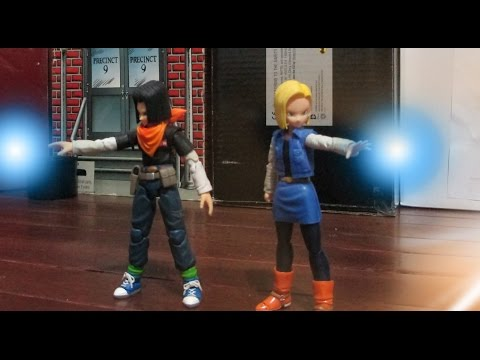 Dragon Ball Stop Motion - The Return of the Androids P1 (Teaser)