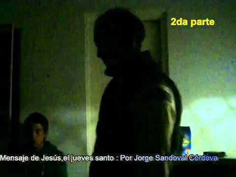 Segunda venida de Jesucristo y el mensaje de jueves santo 17-2014 ,2da parte