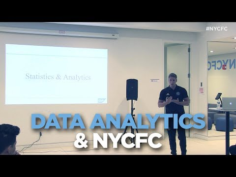 Data Analytics in Soccer | Chalk Talk | 09.03.17