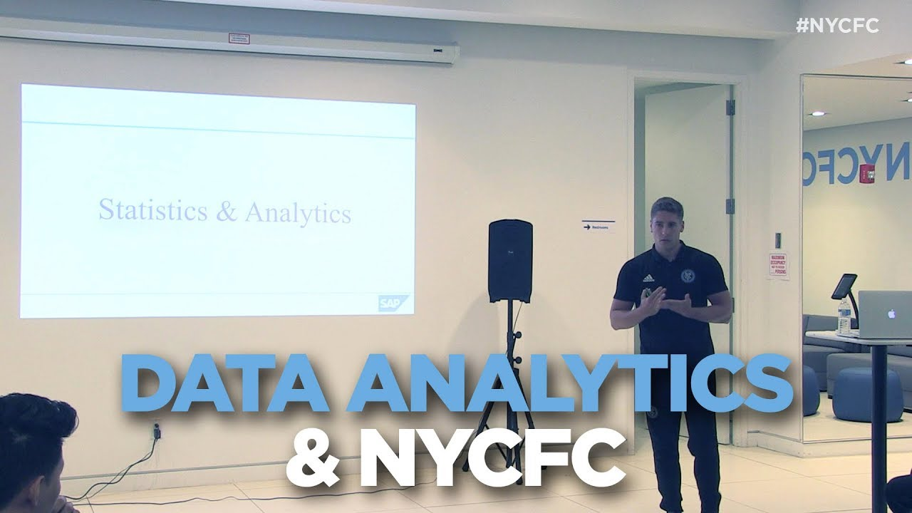 Data Analytics in Soccer | Chalk Talk | 09 03 17