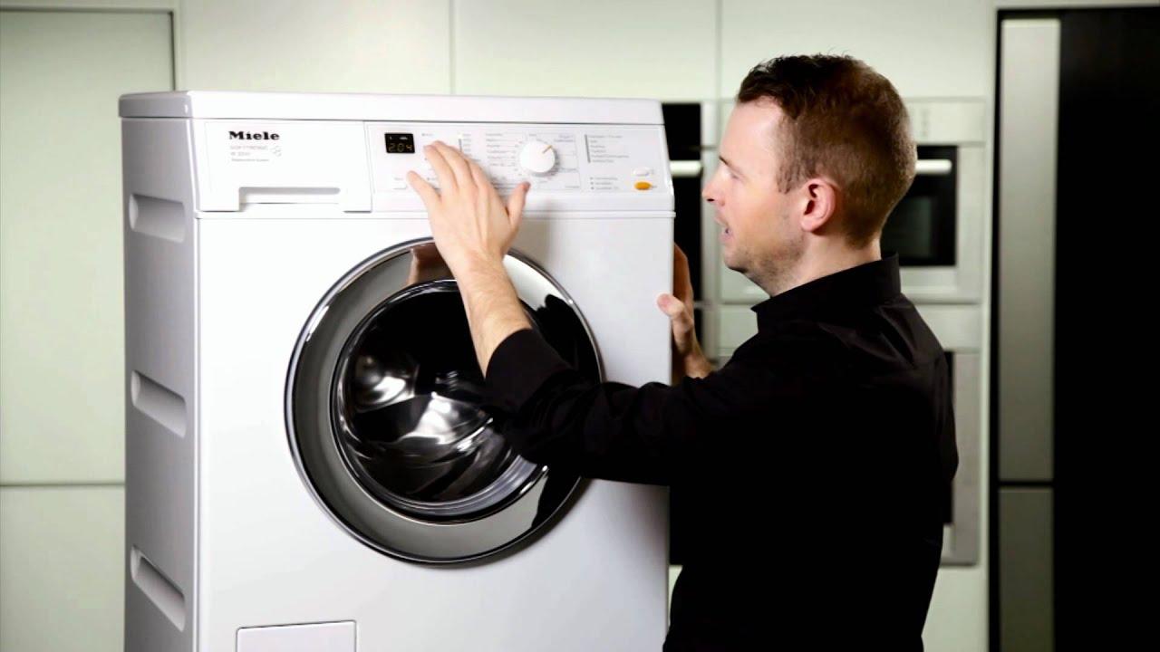 Miele service vaskemaskine