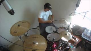 Kepa - T-Pain - Bottlez (Drum Cover) HD