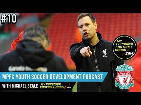 Soccer Player Development Podcast Episode 10 - With Michael Beale