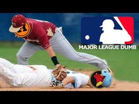 FUNHAUS VS COW CHOP - MLB The Show 17 Gameplay (Let's Play League)