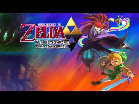 Legend of Zelda: A Link Between Worlds [FULL SOUNDTRACK]