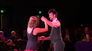 Dancing with the Stars Austin - Rebecca Rooney & Jake Greene