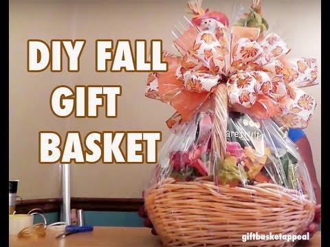 DIY Gift Basket for Fall Season - GiftBasketAppeal