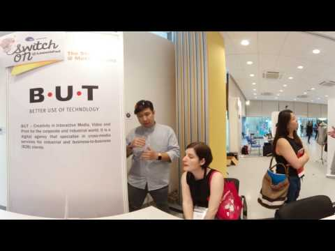 B·U·T at the Singapore Week of Innovation and Technology