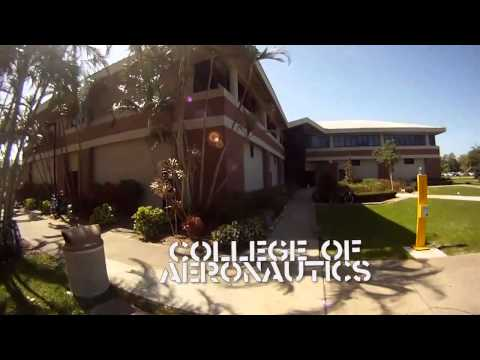 Check out Florida Tech's campus - on a skateboard!