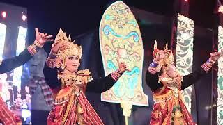 Tari kreasi pranajaya skaa gong bangsing bunut 2019