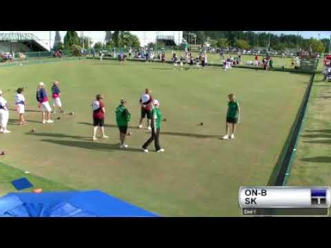2017 Majors - Round 9: SK vs ON B