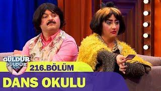 Güldür Güldür Show 216.Bölüm | Altın Kardeşler-Dans Okulu