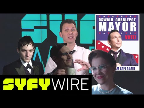 Gotham Seasons 1-3 In 2 Minutes | SYFY WIRE