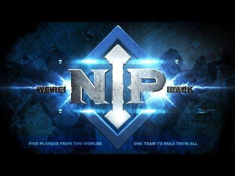 NiP 2005 Vs NiP 2013 - Showmatch  |  de_dust2 07/09/2013