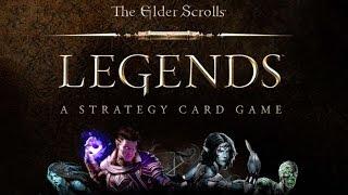 First Impressions: Elder Scrolls Legends TCG