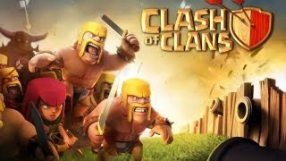 Clash of Clans Android GamePlay Part 1! (HD) [Game For Kids]