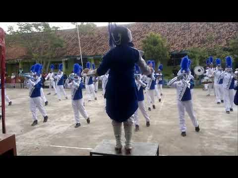 MBGMA Juara 2 Demak Open Marching Band #Minggu 22 April 2018