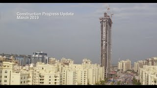 The Palm Tower - Construction Update March 2019