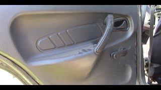 Cнятие обшивки двери ВАЗ(, 2014-05-24T10:21:10.000Z)