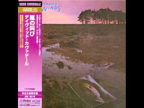 David Coverdale - North Winds 1978 (Japan Mini LP HQCD 2011)