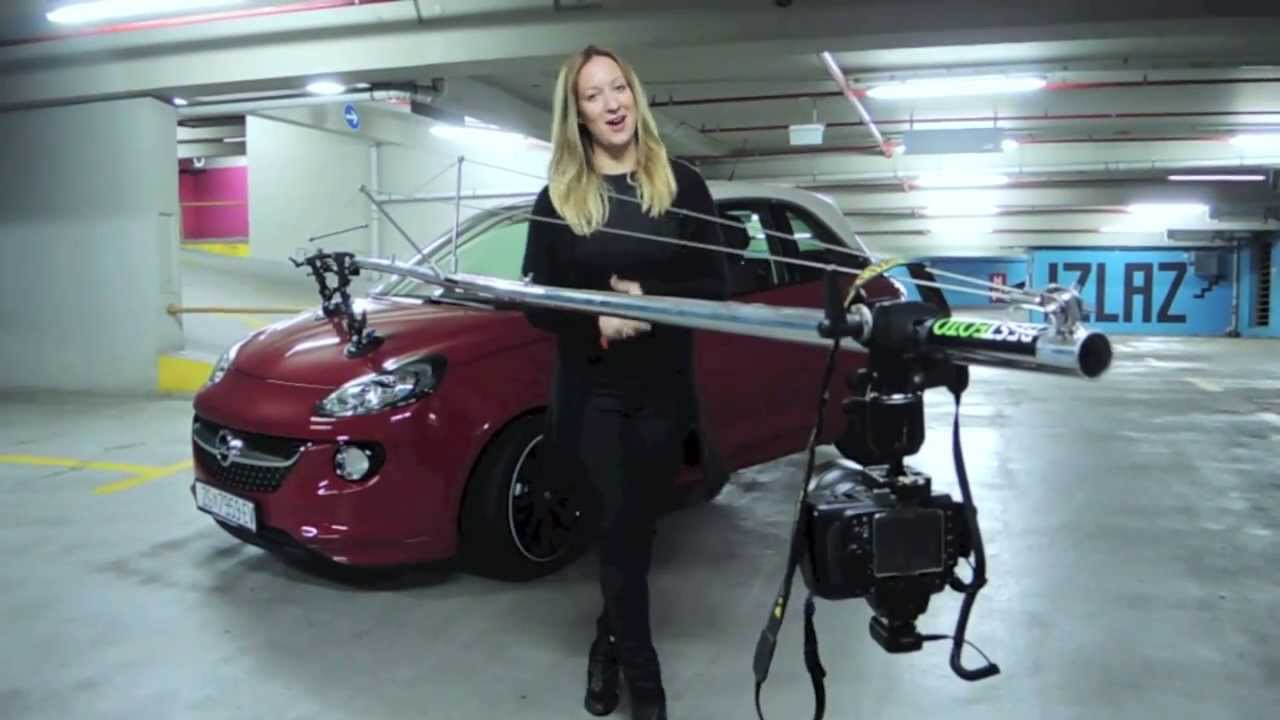 RIG car photography - YouTube
