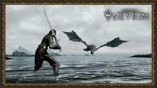 TES 5: Skyrim #Dawnguard - Драконы амфибии