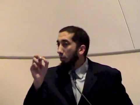 To My Angry Muslim Brothers - Nouman Ali Khan  (Khutbah about the protests)