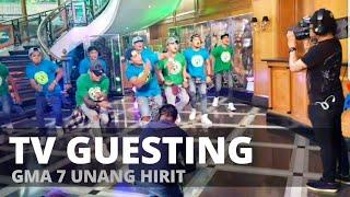TV GUESTING (GMA Ch.7 Unang Hirit |