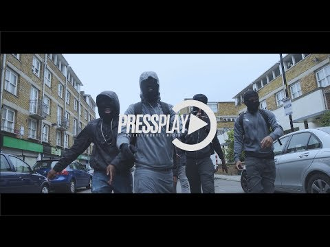 (AD) Tookie X Skatty X FG - End Zone (Music Video) @itspressplayent @Dottyotb