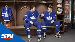 NHL 21 Official Be A Pro Trailer