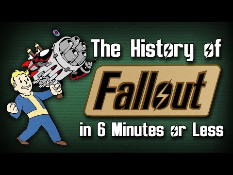 The History of Fallout in 6 Minutes or Less