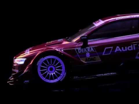 Carisma M40S Audi RS5 DTM