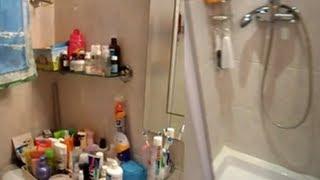видео: Ванная комната. Взгляд с двух разных точек зрения :)