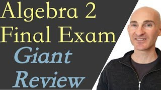 Algebra 2 Final Exam Review
