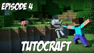 TutoCraft : Premier UHC Run, Une sensation de focus ! | Episode 4