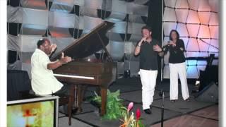 "Dr. Myles Munroe sings ""Brand New World"" w/ Brian & Jeni Stivale"