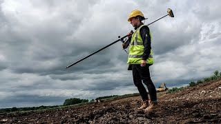 Land surveying vs Setting out